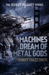 Machines Dream of Metal Gods (Medium)