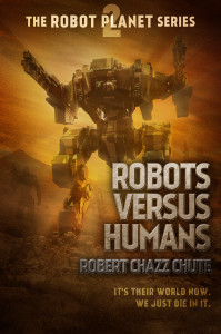 ROBOTS VERSUS HUMANS (Large) 2
