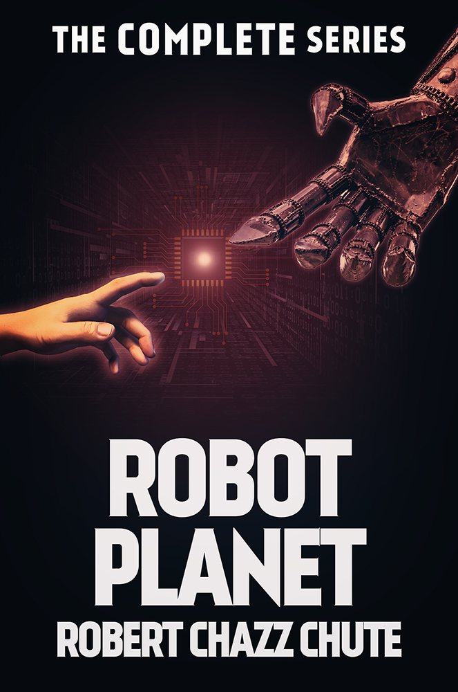 Robot Planet, The Complete Series