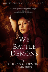 We Battle Demons (Large)