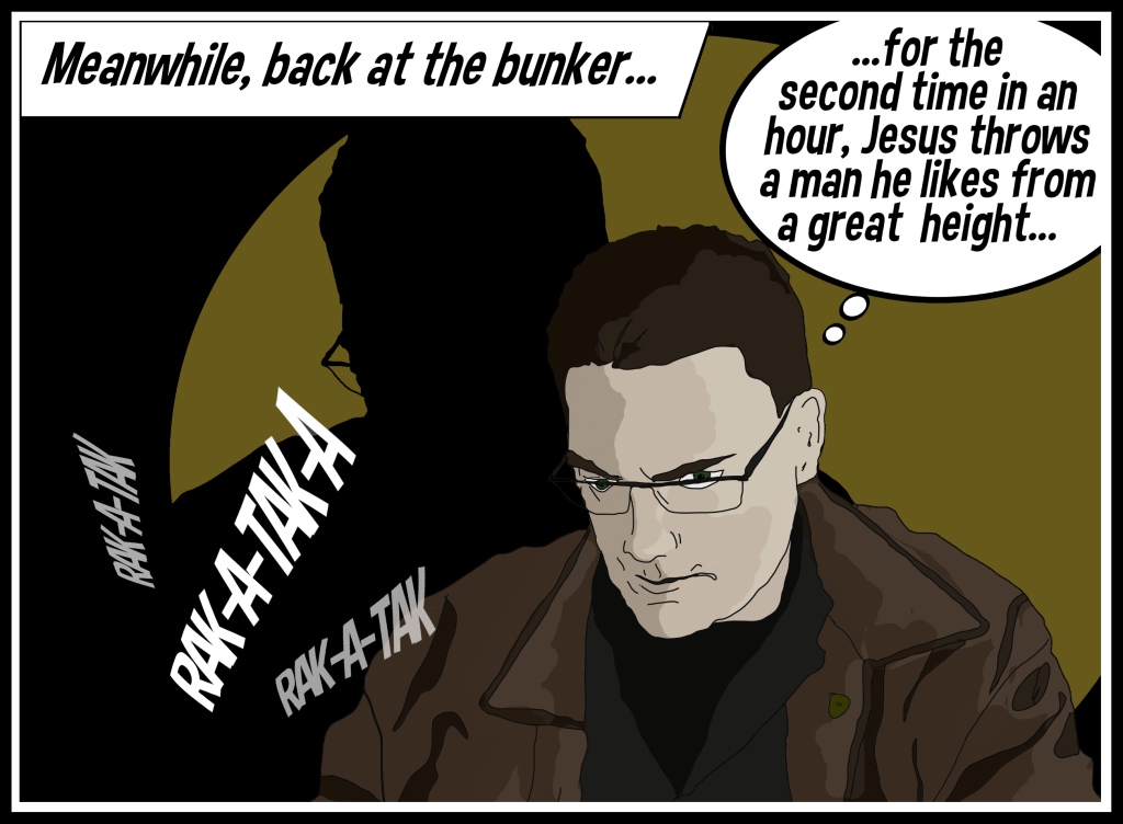Chazz Comic